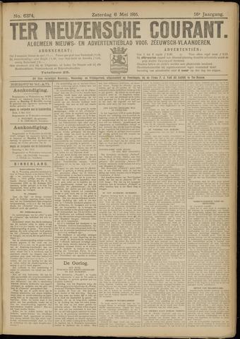 Ter Neuzensche Courant. Algemeen Nieuws- en Advertentieblad voor Zeeuwsch-Vlaanderen / Neuzensche Courant ... (idem) / (Algemeen) nieuws en advertentieblad voor Zeeuwsch-Vlaanderen 1916-05-06