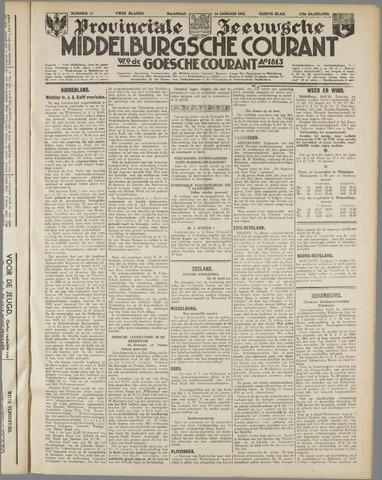 Middelburgsche Courant 1935-01-14