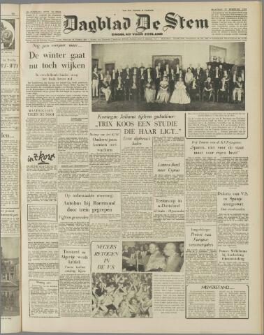 de Stem 1956-02-27