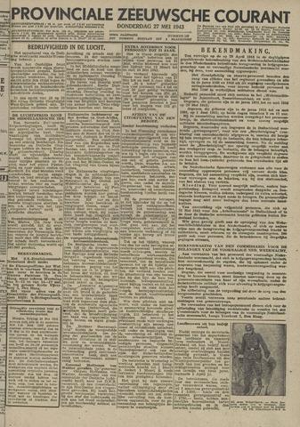 Provinciale Zeeuwse Courant 1943-05-27