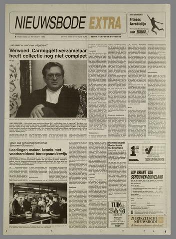 Zierikzeesche Nieuwsbode 1993-02-24