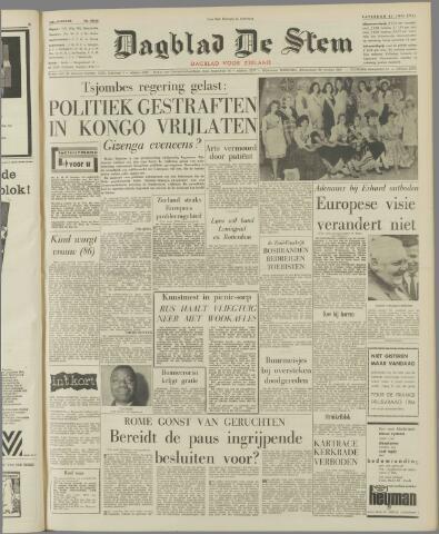 de Stem 1964-07-11