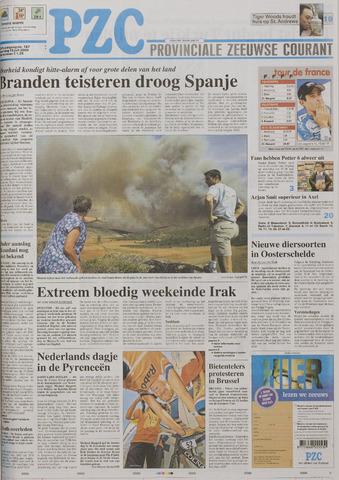 Provinciale Zeeuwse Courant 2005-07-18