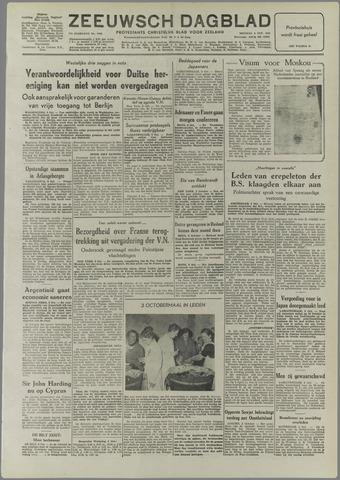 Zeeuwsch Dagblad 1955-10-04