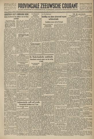 Provinciale Zeeuwse Courant 1946-01-29