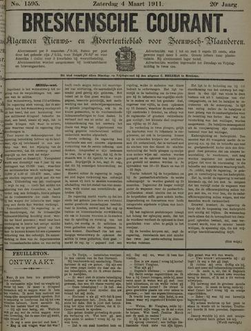 Breskensche Courant 1911-03-04