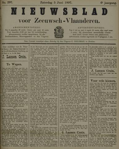 Nieuwsblad voor Zeeuwsch-Vlaanderen 1897-06-05