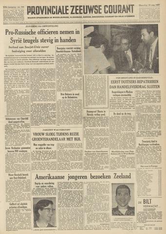 Provinciale Zeeuwse Courant 1957-08-19