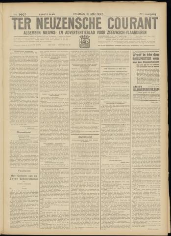 Ter Neuzensche Courant. Algemeen Nieuws- en Advertentieblad voor Zeeuwsch-Vlaanderen / Neuzensche Courant ... (idem) / (Algemeen) nieuws en advertentieblad voor Zeeuwsch-Vlaanderen 1937-05-21