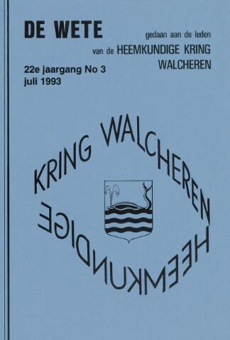 de Wete 1993-07-01