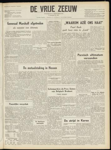 de Vrije Zeeuw 1951-09-13