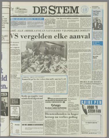 de Stem 1986-03-26