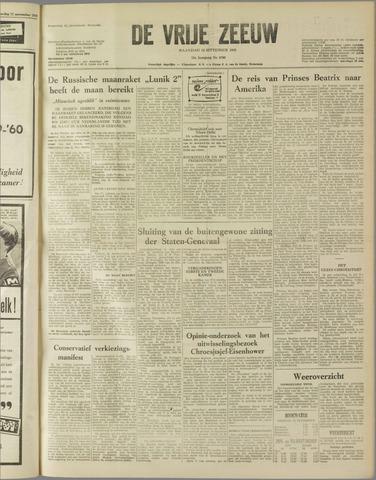 de Vrije Zeeuw 1959-09-14