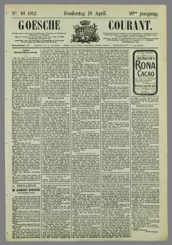 Goessche Courant 1912-04-18