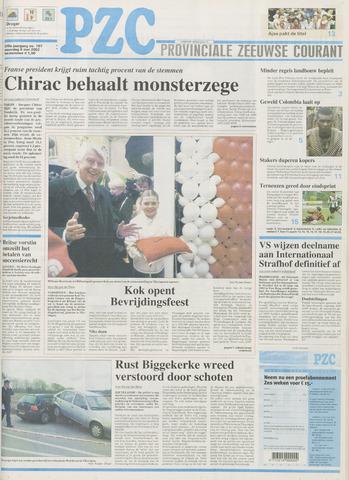 Provinciale Zeeuwse Courant 2002-05-06