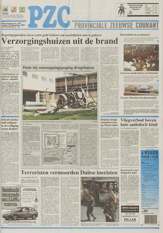 Provinciale Zeeuwse Courant 1997-09-19
