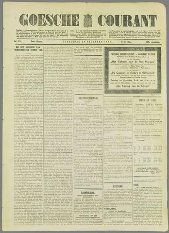 Goessche Courant 1932-12-29