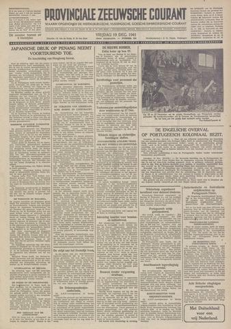 Provinciale Zeeuwse Courant 1941-12-19