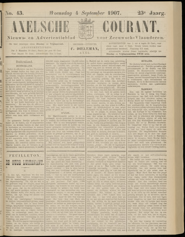 Axelsche Courant 1907-09-04