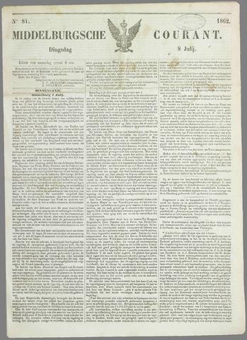 Middelburgsche Courant 1862-07-08