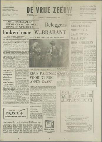 de Vrije Zeeuw 1970-09-23