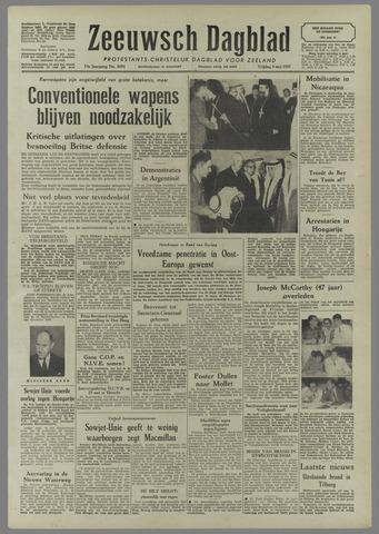 Zeeuwsch Dagblad 1957-05-03