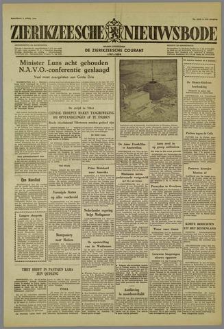 Zierikzeesche Nieuwsbode 1959-04-06
