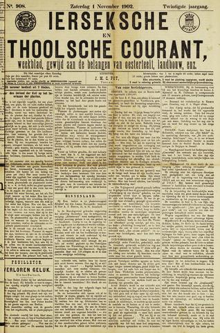 Ierseksche en Thoolsche Courant 1902-11-01