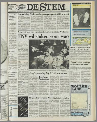 de Stem 1991-07-17