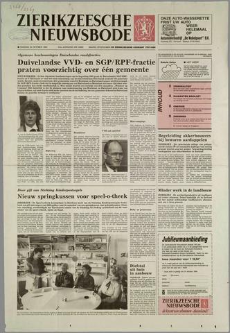 Zierikzeesche Nieuwsbode 1994-10-25