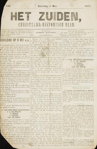 Het Zuiden, Christelijk-historisch blad 1877-05-05