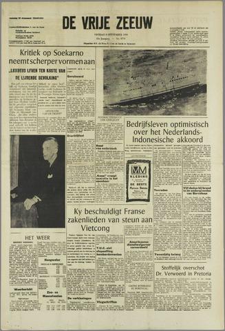 de Vrije Zeeuw 1966-09-09