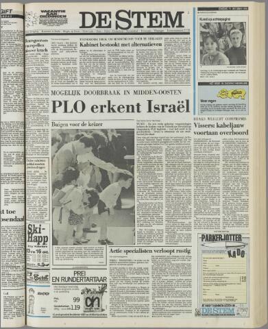 de Stem 1988-10-11