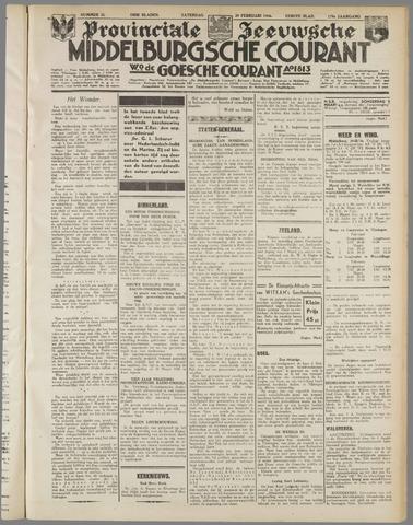 Middelburgsche Courant 1936-02-29