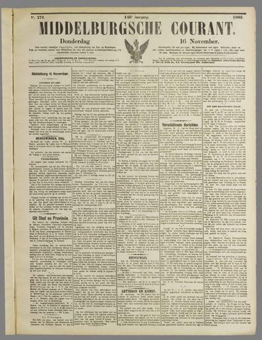 Middelburgsche Courant 1905-11-16