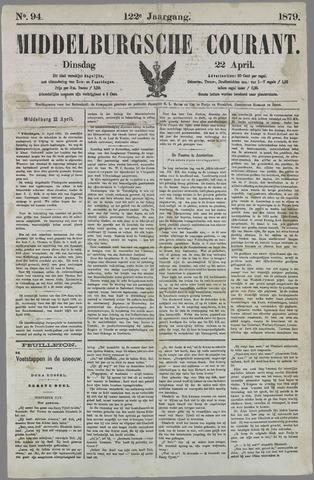Middelburgsche Courant 1879-04-22