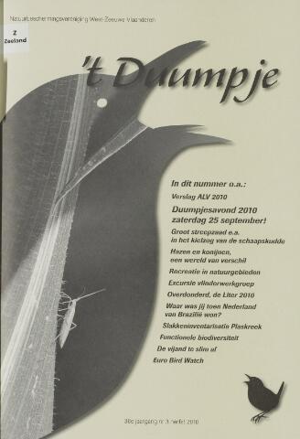t Duumpje 2010-09-01
