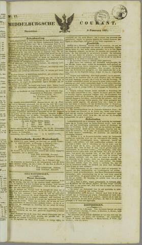 Middelburgsche Courant 1837-02-09