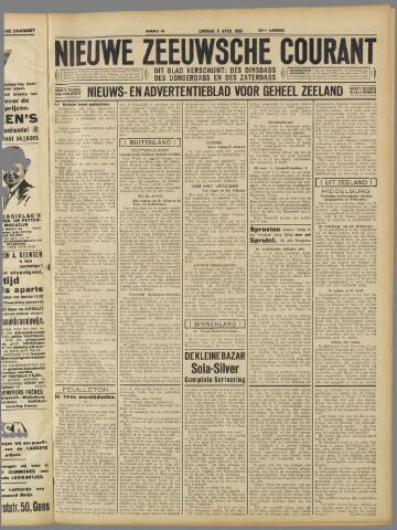 Nieuwe Zeeuwsche Courant 1933-04-11