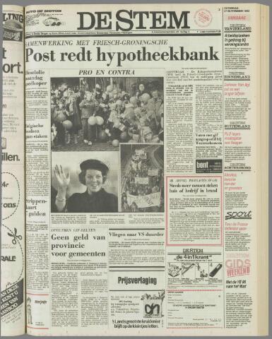 de Stem 1982-11-27