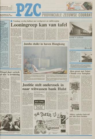 Provinciale Zeeuwse Courant 1993-11-05