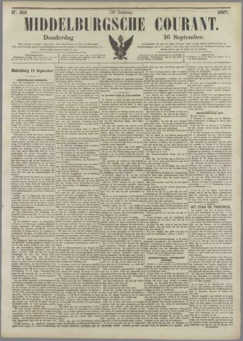 Middelburgsche Courant 1897-09-16
