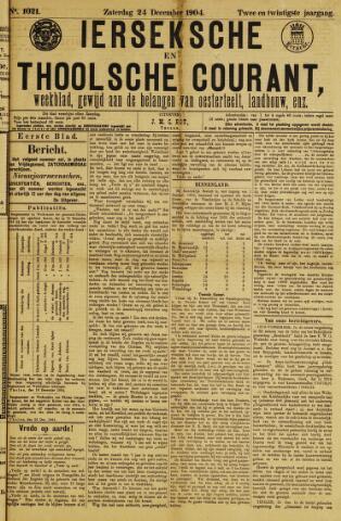 Ierseksche en Thoolsche Courant 1904-12-24