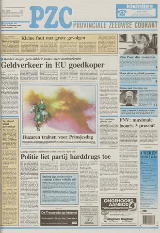 Provinciale Zeeuwse Courant 1995-09-19