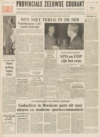 Provinciale Zeeuwse Courant 1969-10-03