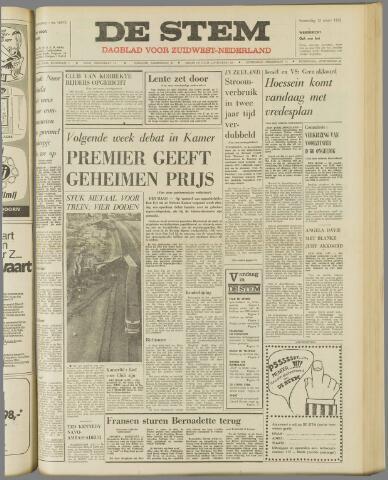 de Stem 1972-03-15