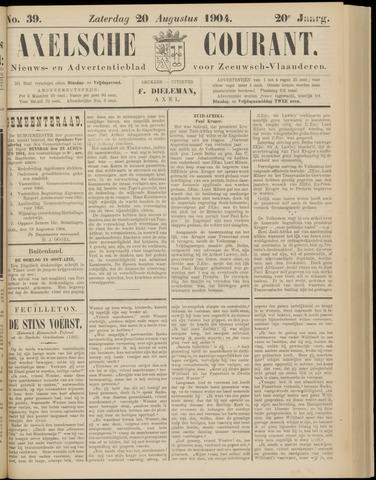 Axelsche Courant 1904-08-20