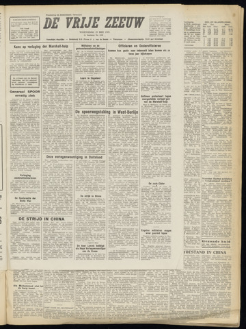 de Vrije Zeeuw 1949-05-25