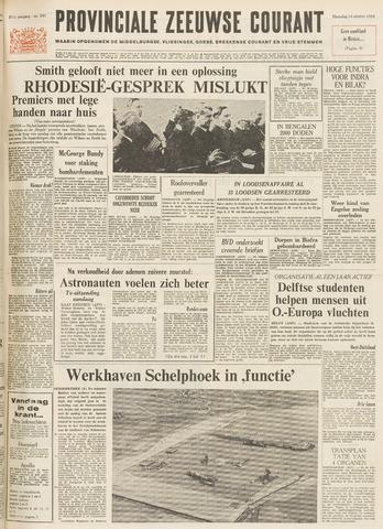 Provinciale Zeeuwse Courant 1968-10-14