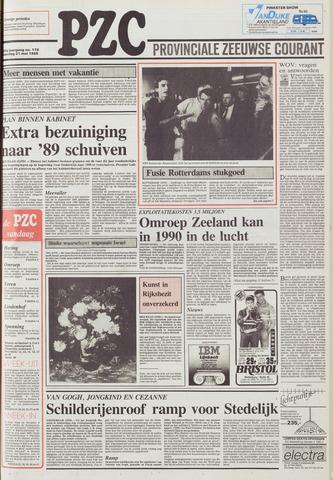 Provinciale Zeeuwse Courant 1988-05-21